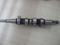 high quality OEM ductile iron machined camshaft