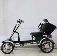 2015 direct supply manufacturer in china 48v 500w electric tricycle motor gerobak roda tiga