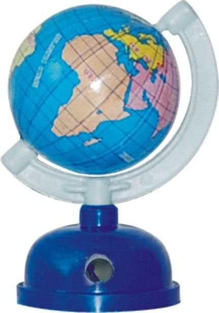 Paper Globe at amazing price multifunction globe with sharpener, mini globe