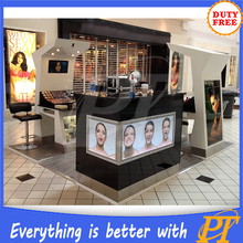Custom made salon furniture beauty salon counter design