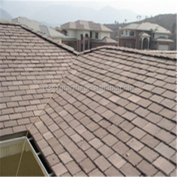 2015 Sale Natural Multicolor Stone Cheap Roof Slate