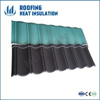 Lowes Stone Coated Sheet Metal Roofing ShingleTiles