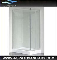 American Standard Sanitary Ware Custom Corner Showers