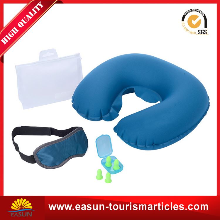 OEM plush travel pillows travel pillow for train design pillow