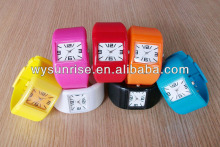 wholesale timeasy sport square color watch silicon all colors