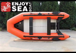 6 person Inflatable 380 Dinghy boat with Optional Floor!!