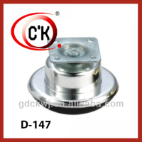 "CK hardware Guangdong 2.5"" bed frame feet"