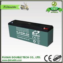 best price sealed electric vehicle 12v 30ah lead acid battery