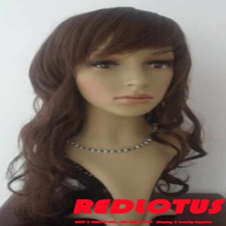 New arrived products mannequin heads with long human hair