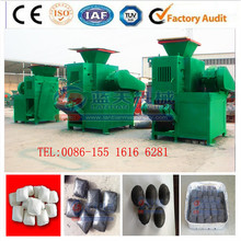 High reputation factory direct sale pyrolysis carbon briquette machinery