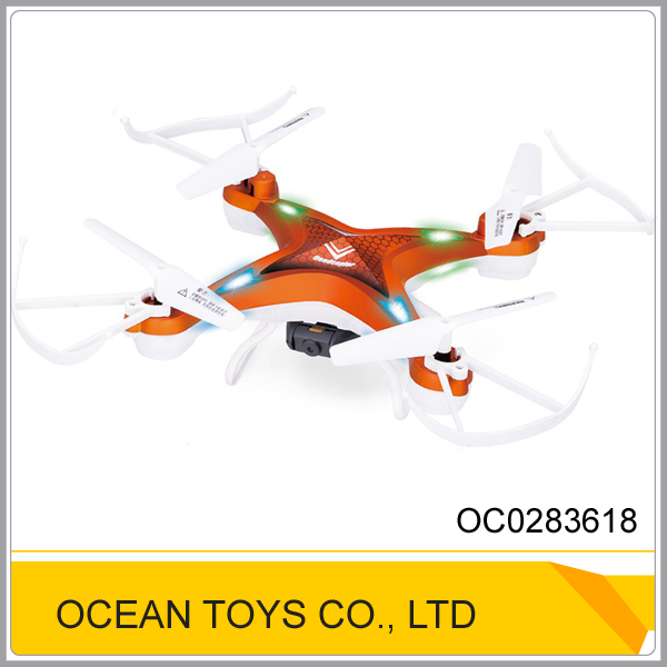 Outdoor 2.4G remote control headless <strong>model</strong> 360 eversion quadcopter OC0283618
