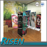 2016 hot selling rack display for sale RISEN lastest retail shop promotion new 3F board show display rack for sale