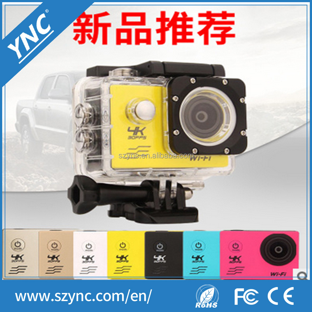 Sports action camera with video encoder with Sunplus spc6330 ac-5000w