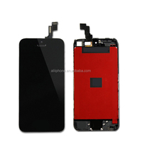 Amazon hot sale repair lcd and touch screen for iphone 5c flexible lcd display panel