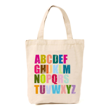 Factory direct sale tote cotton bags with logo