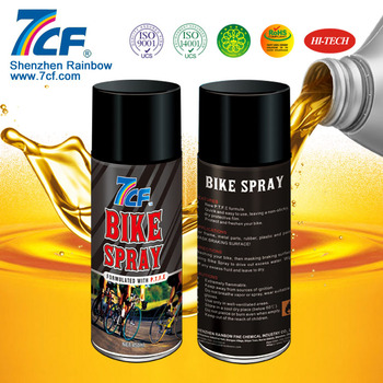 7cf bicycle chain lubrication