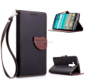 Wallet PU Leather Phone Case With card Holder For LG G4