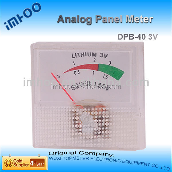 Small Analog Ampere Meter price