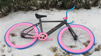 Aluminum OEM Good Quality Fixie Bike Bicycle/Fixed Gear Bike Factory Manufacture