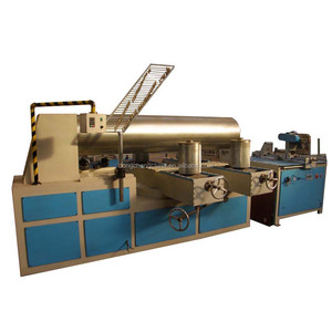 Spiral Paper Tube Machine with multi-knife system/Paper Core Tube Making Machine Used