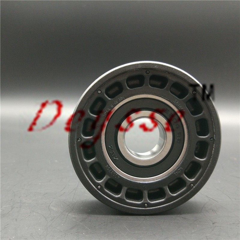 High quality Factory 75*23.5mm 6204 DEE4008754 KONE Nylon Skeleton Step Roller DEYSSE & Shiner