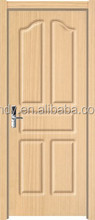 LD-J6001-06 pvc coated mdf wooden interior door use for room and hotel