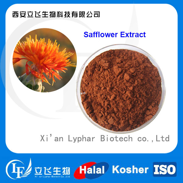 Lyphar Supply Top Quality Saffron Extract/Safflower Extract