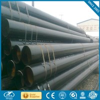 welding machine carbon steel pipe price list hot dipped galvanized steel pipe