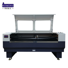 UAE importer dne cnc 3d mini portable 100w 300w co2 die board laser cutting machine with best price
