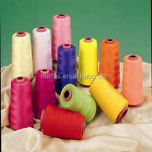 High Quality Various Colorful Dyed Core Spun Polyester Sewing Thread