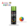 water based spray paint/textured spray paint for plastic/brushed aluminum spray paint