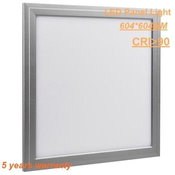 White Frame Warm White Surface Mount 595x595mm Dali Dimming 60x60cm ...
