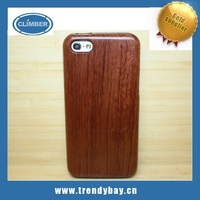 Back wood case for iphone 5c