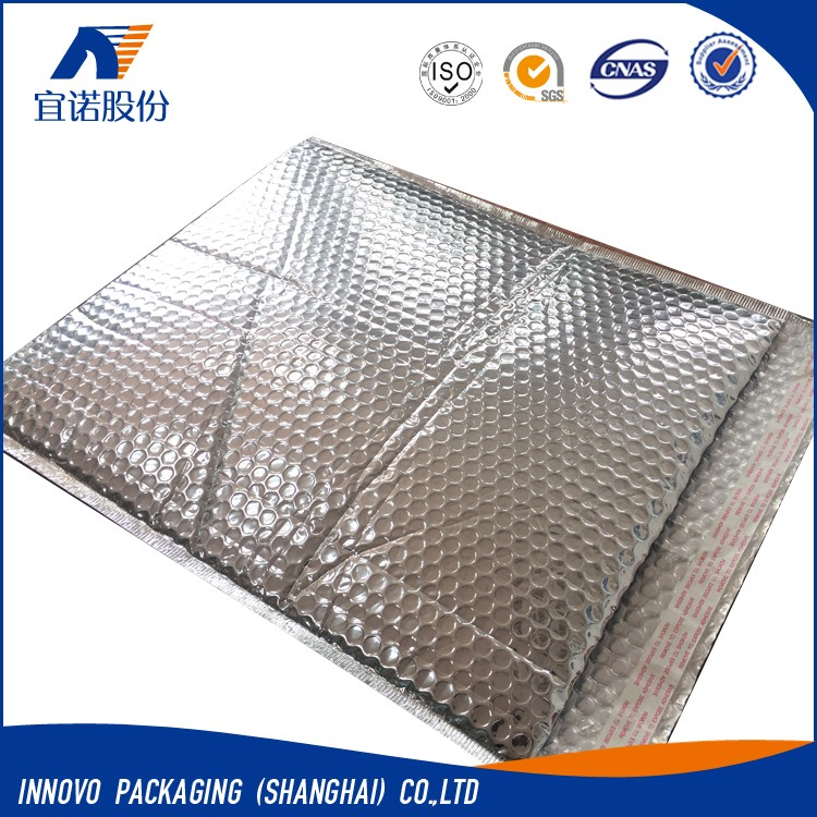 hot sell heat in sulation shock proof bubble foil envelope