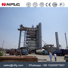 Supply asphalt batching mixer machine and related equipments