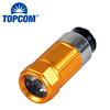 Mini Cigarette Lighter Torch Cigar Light led Torch For Car Multi-color Tools