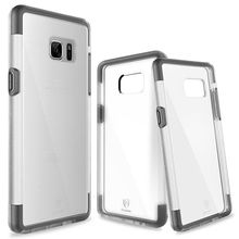 Baseus Guards Shockproof Transparent Case for Galaxy Note 7 TPU+ TPE Back Cover