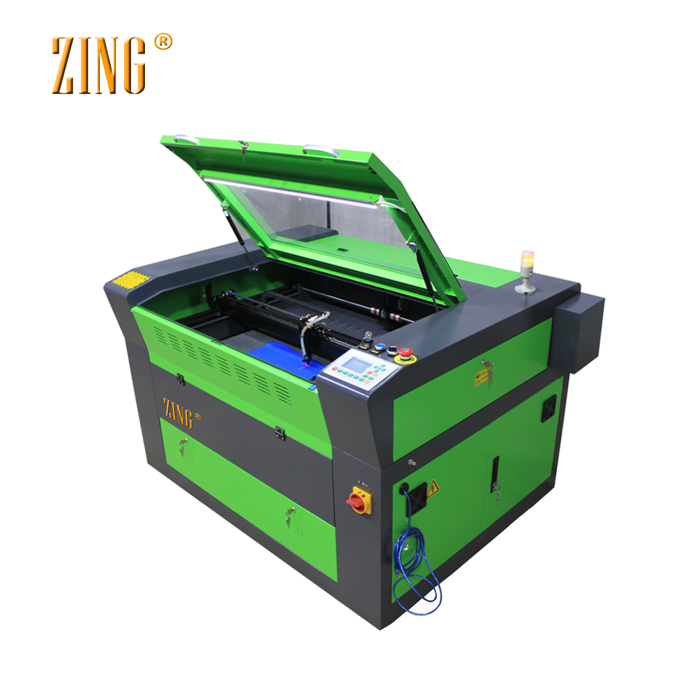 China Factory 60W Wood Laser Cutter Hot Sale CO2 Laser <strong>Cutting</strong> and Engraving Machine Price