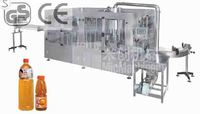 MIC-8-8-3 juice making machine orange juice filling machine 1000-2000BPH (based on 500ml)