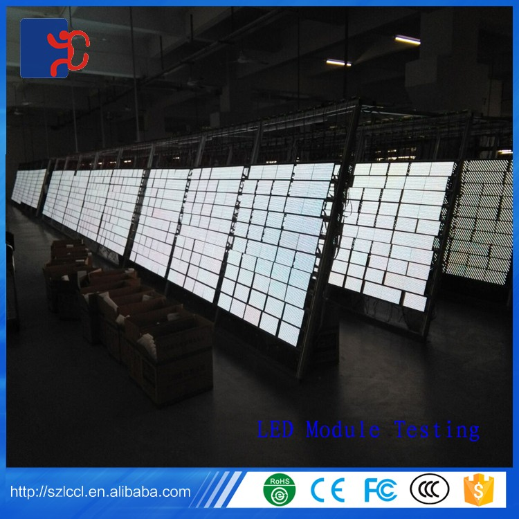 P4 Indoor Full Color Die Casting Aluminum Rental Or Fixed installation LED Display