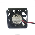 Moistureproof and fireproof Quiet 5V 12V dc fan cooled radiator