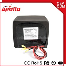 Factory Supply High Quality 12v 14ah Lightweight Lithium Motorcycle Battery