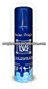 Muscle Pain Relief Cold Spray