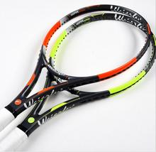 2017 High Performance Real Carbon Fiber Tennis Racket