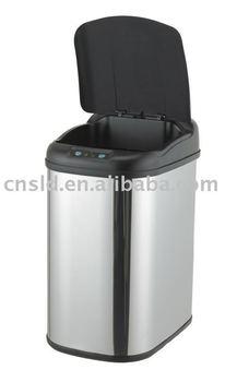 auto trash can indoor waste bin garbage dustbin buy garbage dustbin waste bin trash can. Black Bedroom Furniture Sets. Home Design Ideas