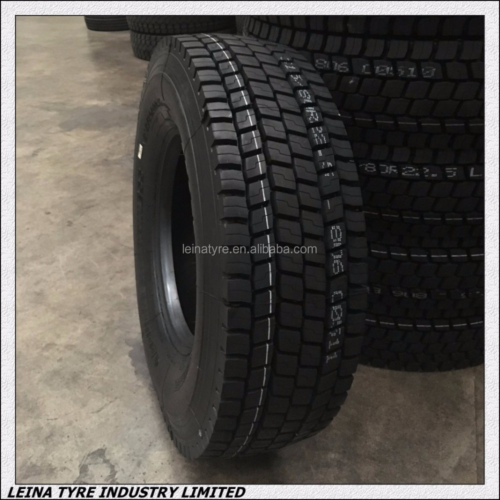 China top quality steering and driving continental quality 11r 22.5 truck tires