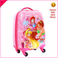 Design light weight Cuty Kids Suitcase travel luggage