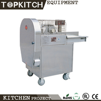 AISI 304 Stainless Steel Big Capacity Reasonal Industrial Design Beef Cutting Machine