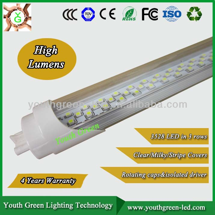 5 Years Warranty, U Bend LED Tube T8 | LED U Bend Tube T8 - Color temperature 2700K~6500K - ETL,CE,ROHS