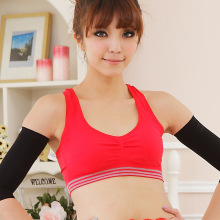 No Rims Sleeping Underwear Bra Casual Seamless Women Yoga Sport Bra